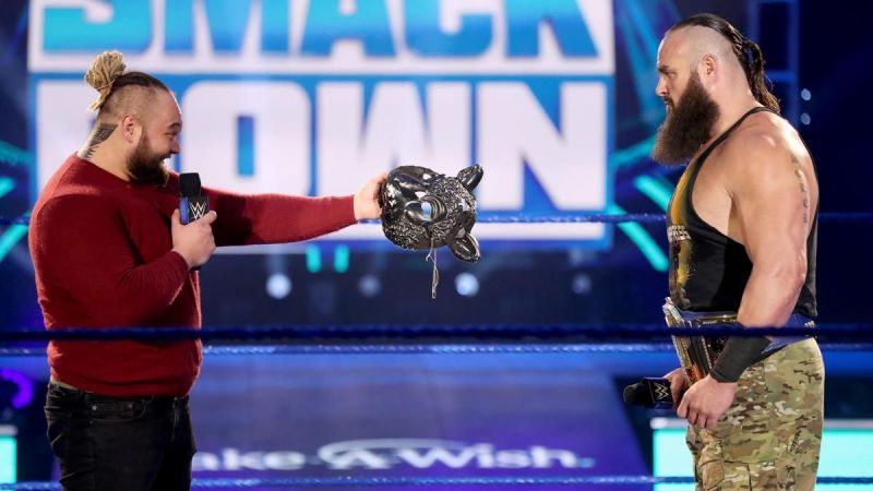 Braun Strowman declined Bray Wyatt