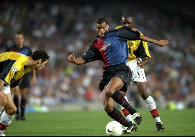 Brazilian legend Rivaldo defied Louis Van Gaal at Barcelona - and outlasted the Dutch boss at the Nou Camp