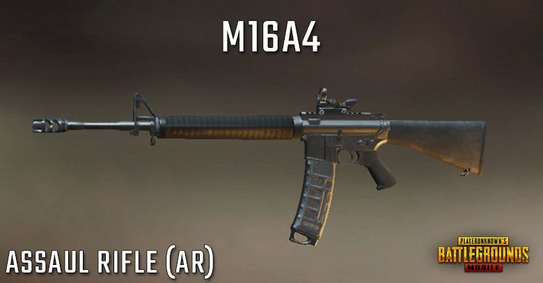 M164A in PUBG Mobile
