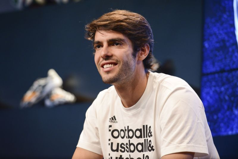 Kaká was an offensive genius in his prime.