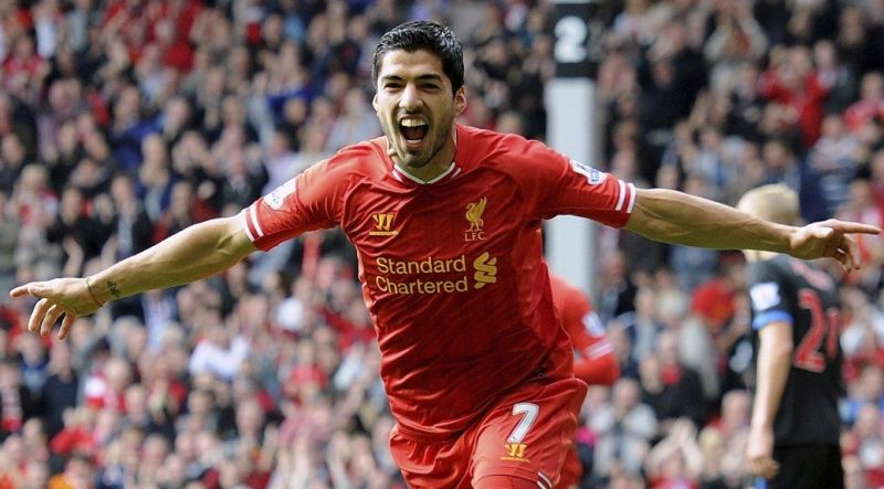 To say Luis Suarez was unstoppable in 2013-14 would be an understatement