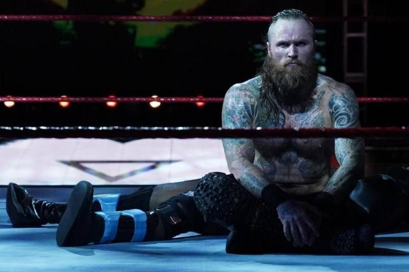 Aleister Black has sent a stern warning