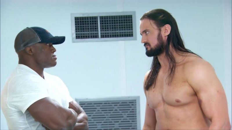 Will this face-off take place in WWE?