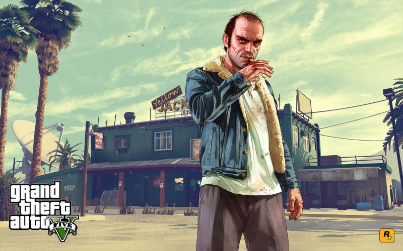 GTA 5 users are plauged with a