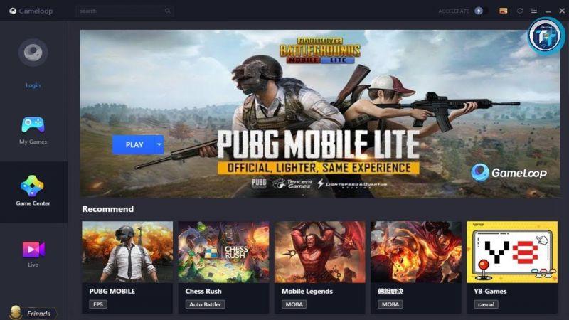 Gameloop para PUBG Mobile Actualización 0.18.0