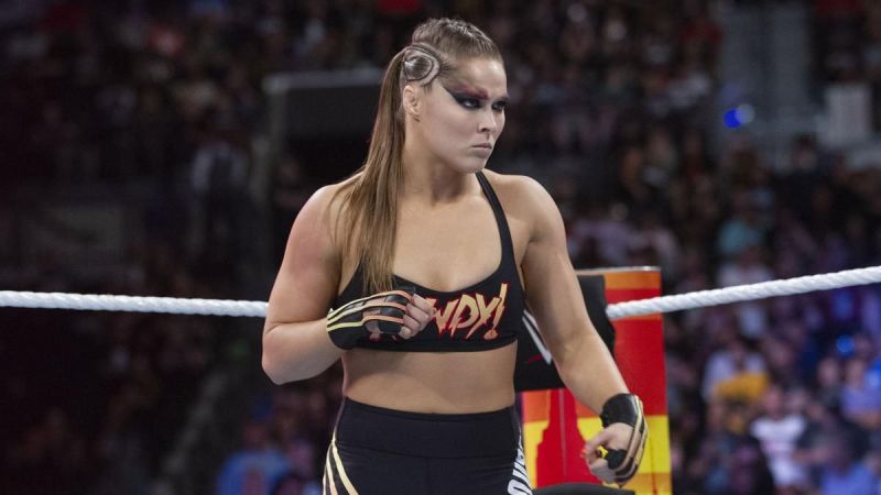 Ronda Rousey is only the latest Superstar to bring WWE mainstream attention