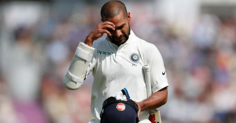 Shikhar Dhawan scored a century against Australia in just 85 balls back in 2013