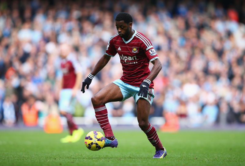 Song spent two seasons on loan in the EPL with West Ham