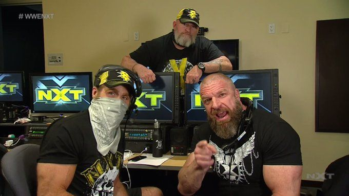 DX has announced that NXT will be taking over once again