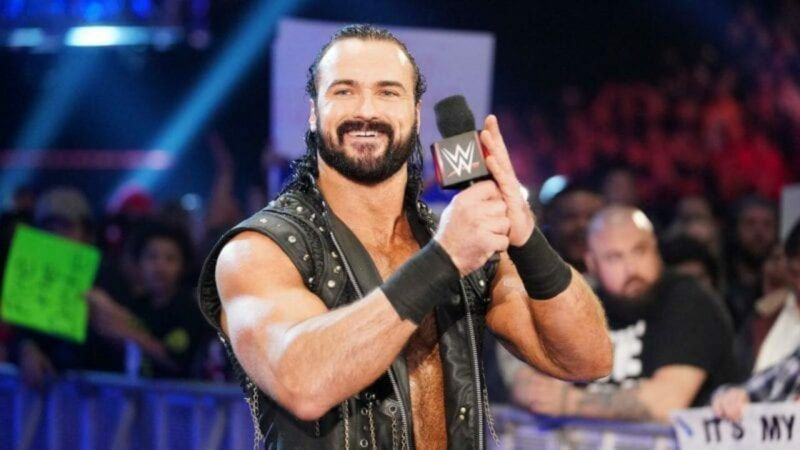Drew McIntyre has stirred the pot with King Corbin
