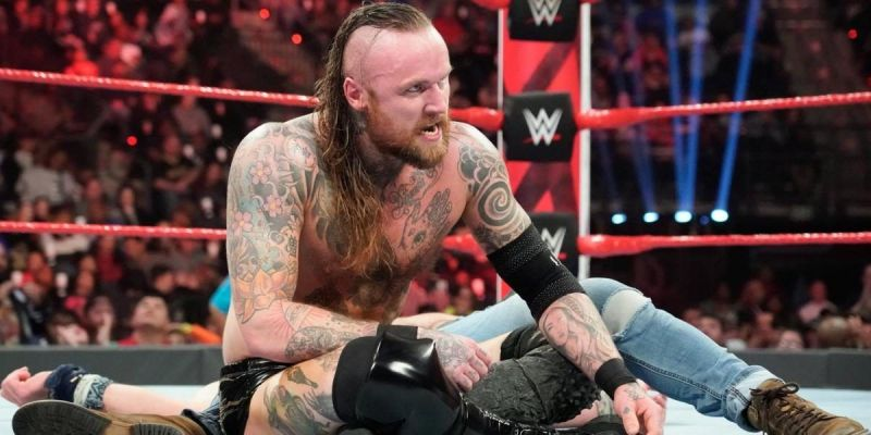 Aleister Black deserves a title reign on the main roster