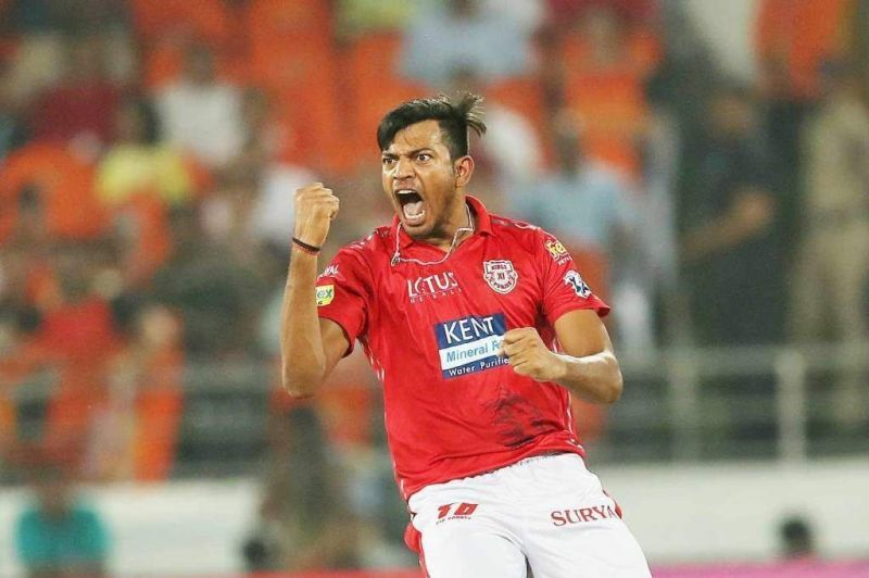 Ankit Rajpoot had the best bowling figures in IPL 2018