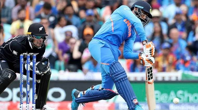 When Jadeja was batting against New Zealand, he was cracking the occasional joke with MS Dhoni, and nobody uttered the dreaded c-word
