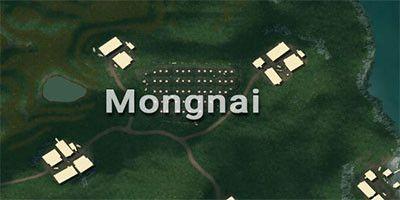 Mongnai in Sanhok