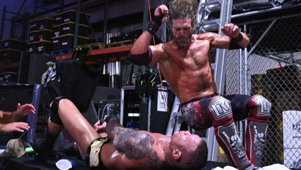 Edge is not yet done with this rivalry