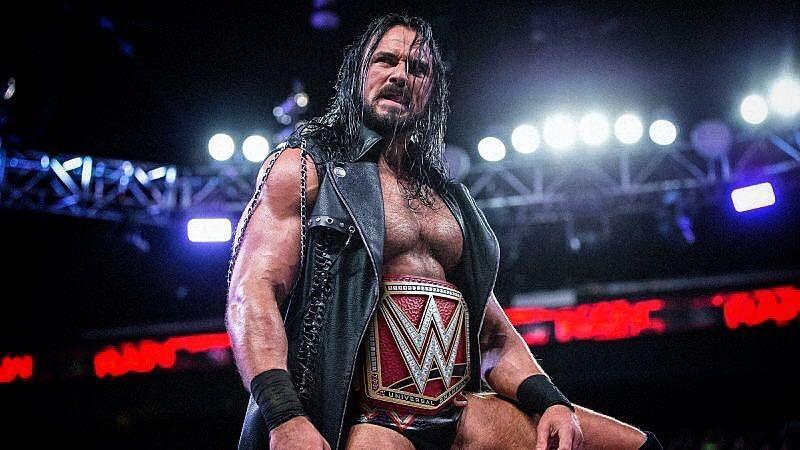 WWE Champion Drew McIntyre