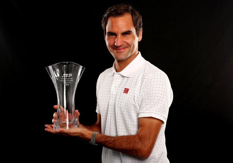 The ever-popular Roger Federer has won the ATP Fans