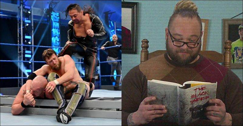 Daniel Bryan and Bray Wyatt were the stars of this week