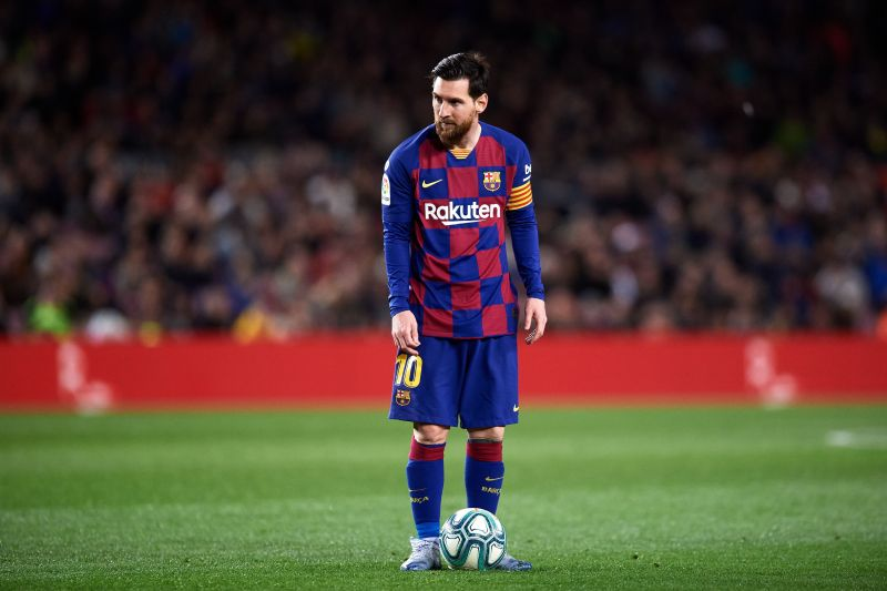 Messi can do things with a football we
