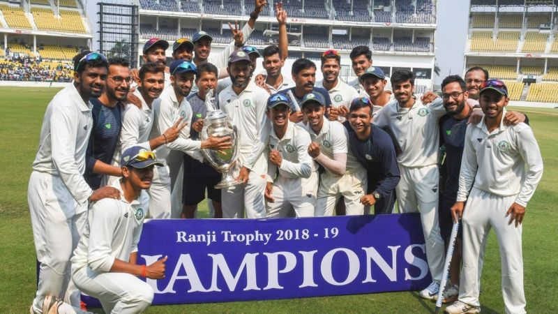 Ranji Trophy is one of premier domestic tournaments in the world
