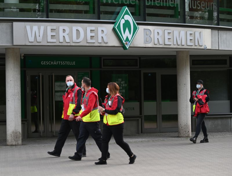 SV Werder Bremen will not have the support of their home crowd for their remaining Bundesliga games
