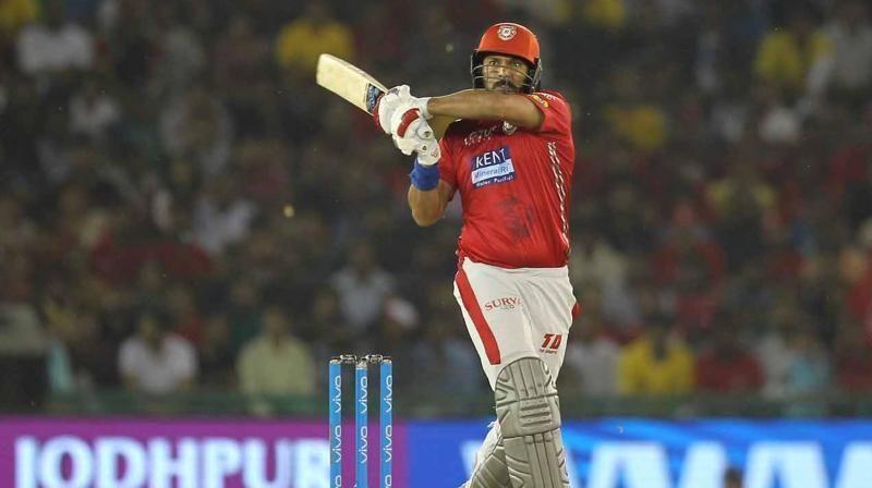 Yuvraj Singh played 132 IPL matches and scored 2750 runs