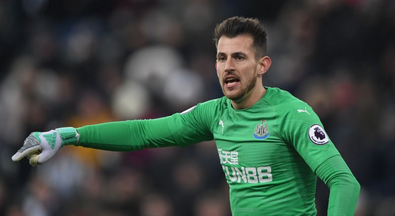 Martin Dubravka has been excellent for Newcastle this season.