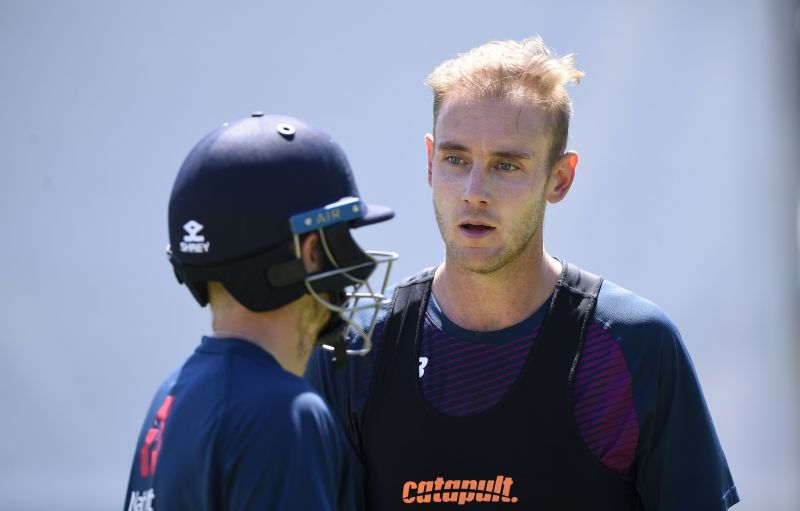 Stuart Broad has not played an ODI for England in the last 4 years