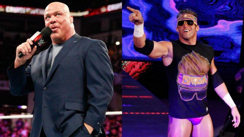 Sammy Guevara wants Kurt Angle and Zack Ryder at AEW