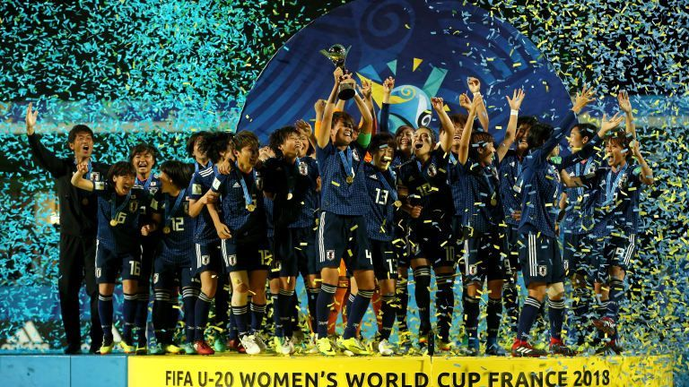 Japan are the reigning FIFA U-20 World Cup champions (Image credits: FIFA)