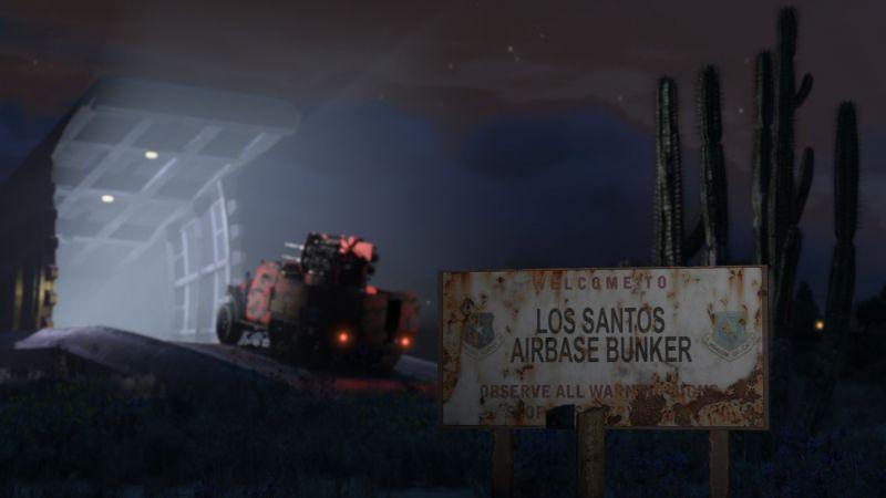 Bunkers in GTA: Online (picture credits: GTA Online wiki)