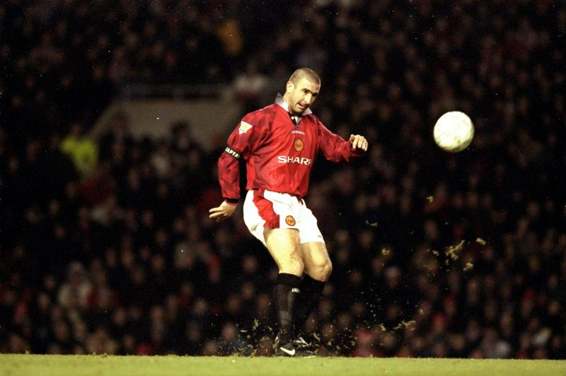 Cantona was virtually unstoppable at his best