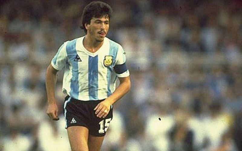 Daniel Passarella won the World Cup twice with Argentina.