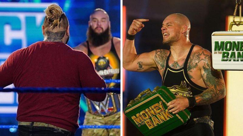 The go-home episode of SmackDown