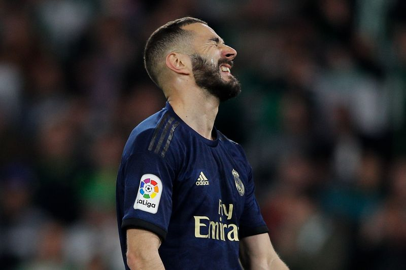Benzema has had to adapt his game and his attitude to succeed at Real Madrid