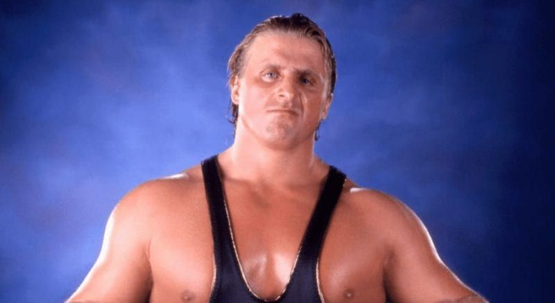 Owen Hart was a big name in the 1990s but didn
