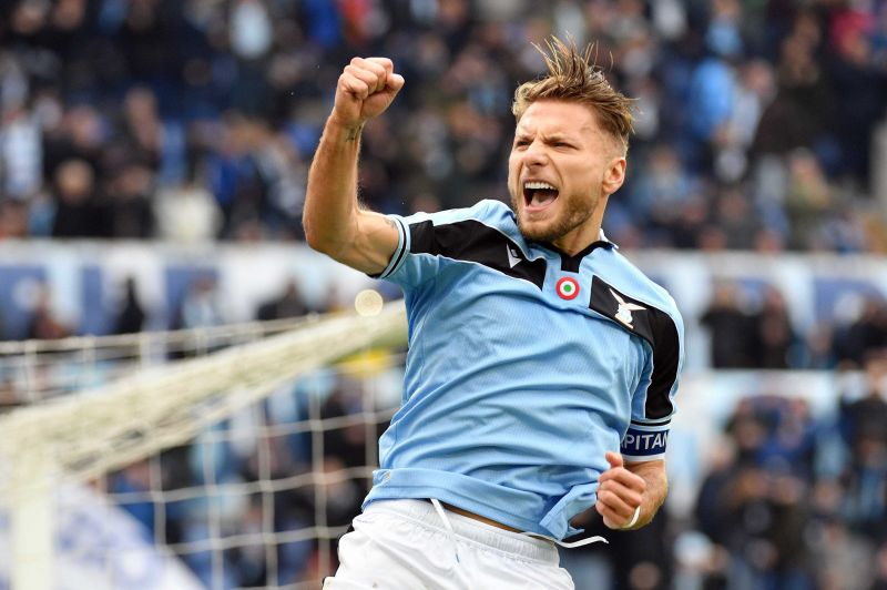 Ciro Immobile has been one of the best strikers in the world this season