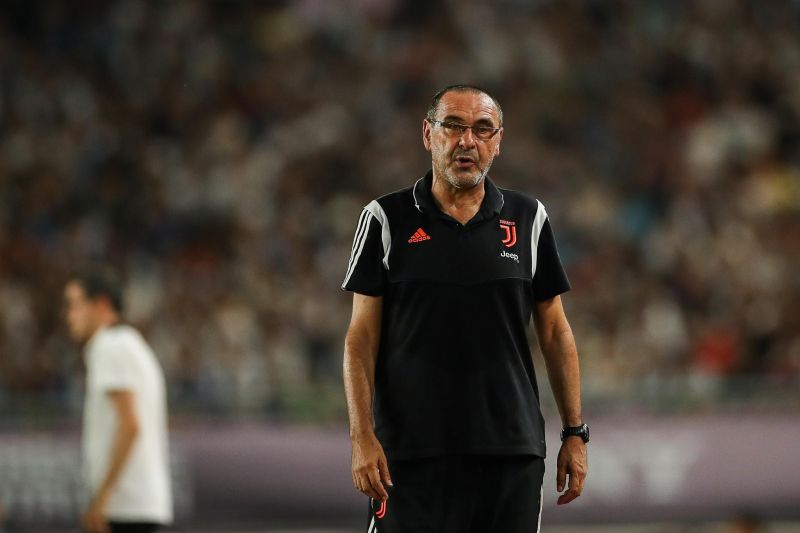 Maurizio Sarri is one of the active football managers who never played professional football.