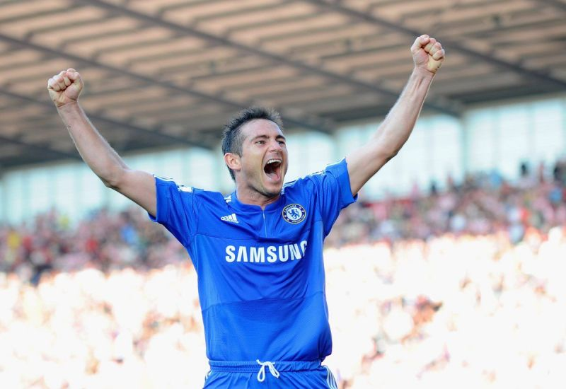 Frank Lampard was a class apart during Chelsea