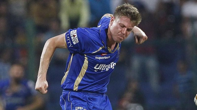 James Faulkner is the only bowler to have taken two 5-wicket hauls in the IPL