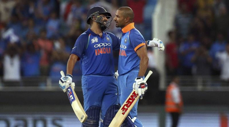 Rohit and Shikhar have amassed thousands of runs for the Indian cricket team