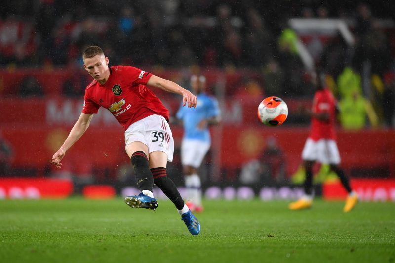 Scott McTominay scored a cracking goal during their thrilling win against Manchester City