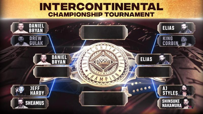 Is Styles in line to win the Intercontinental Championship?