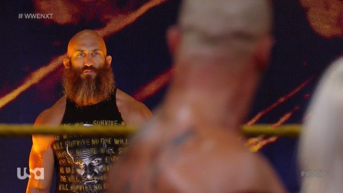 Karrion Kross vs Tommaso Ciampa confirmed for NXT TakeOver: In Your House