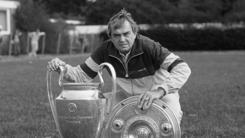 Ernst Happel was one of the greatest managers in Bundesliga history