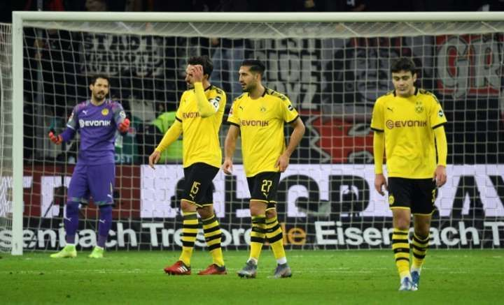 Dortmund must beef up the back-line before it