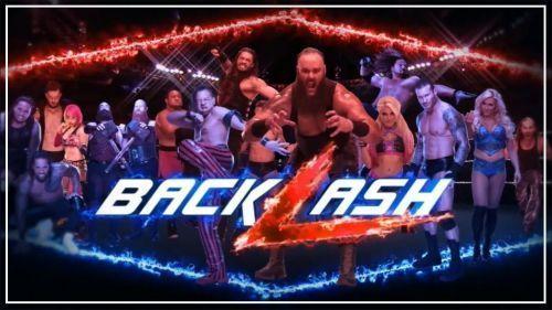 Backlash is WWE
