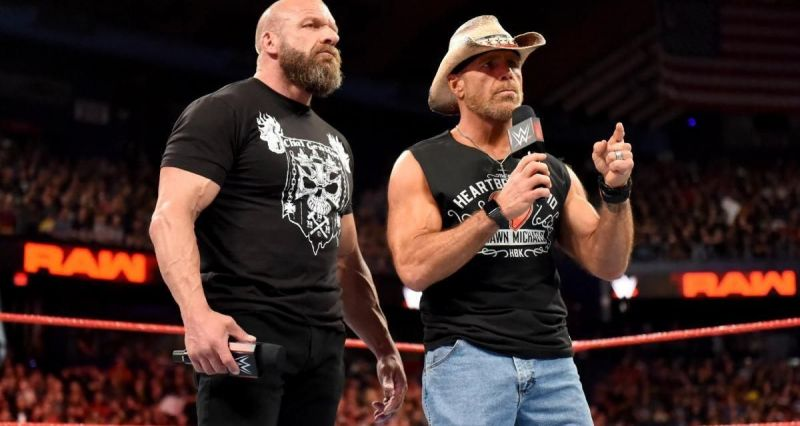 Shawn Michaels and Triple H, together known as D-Generation X, will appear on NXT to make a huge announcement
