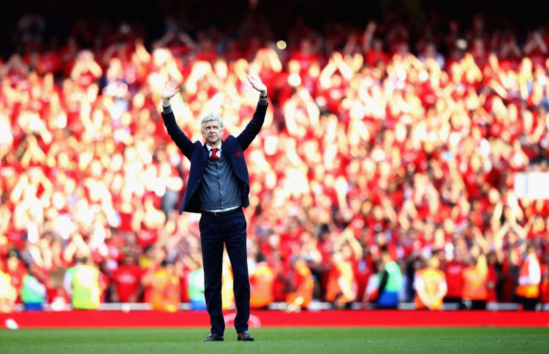 Wenger departed Arsenal in the summer of 2018, 12 years after the Emirates Stadium was built