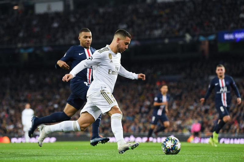 After a terrible injury against PSG, Eden Hazard has recovered successfully